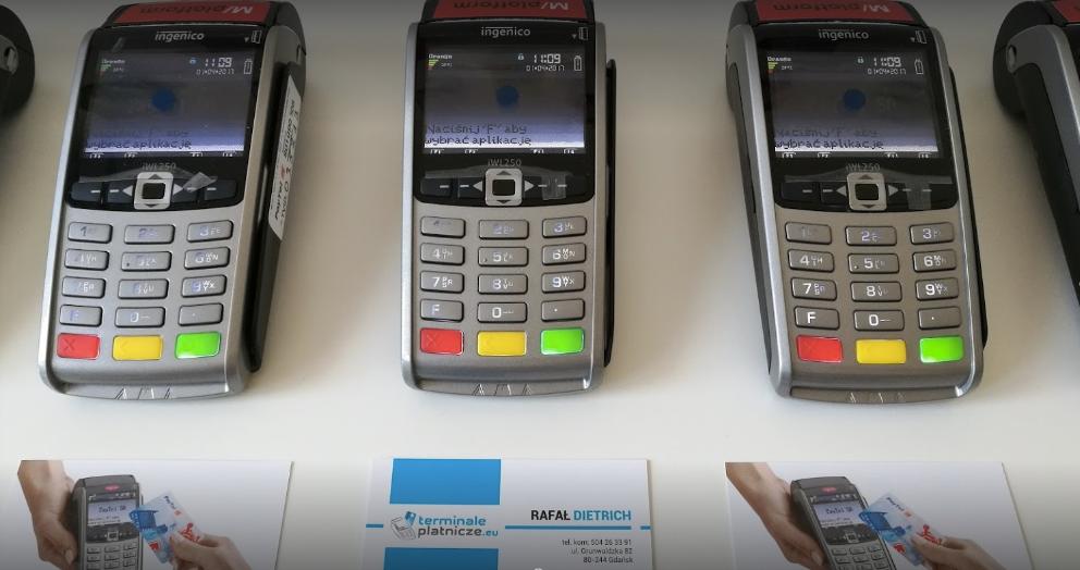 polska bezgotówkowa - bezpłatny terminal płatniczy