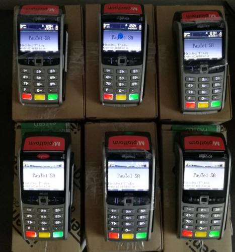 polska bezgotówkowa terminale płatnicze